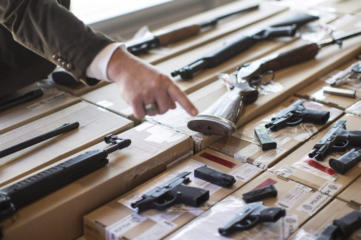 Canada's Firearms Regulation Commitments