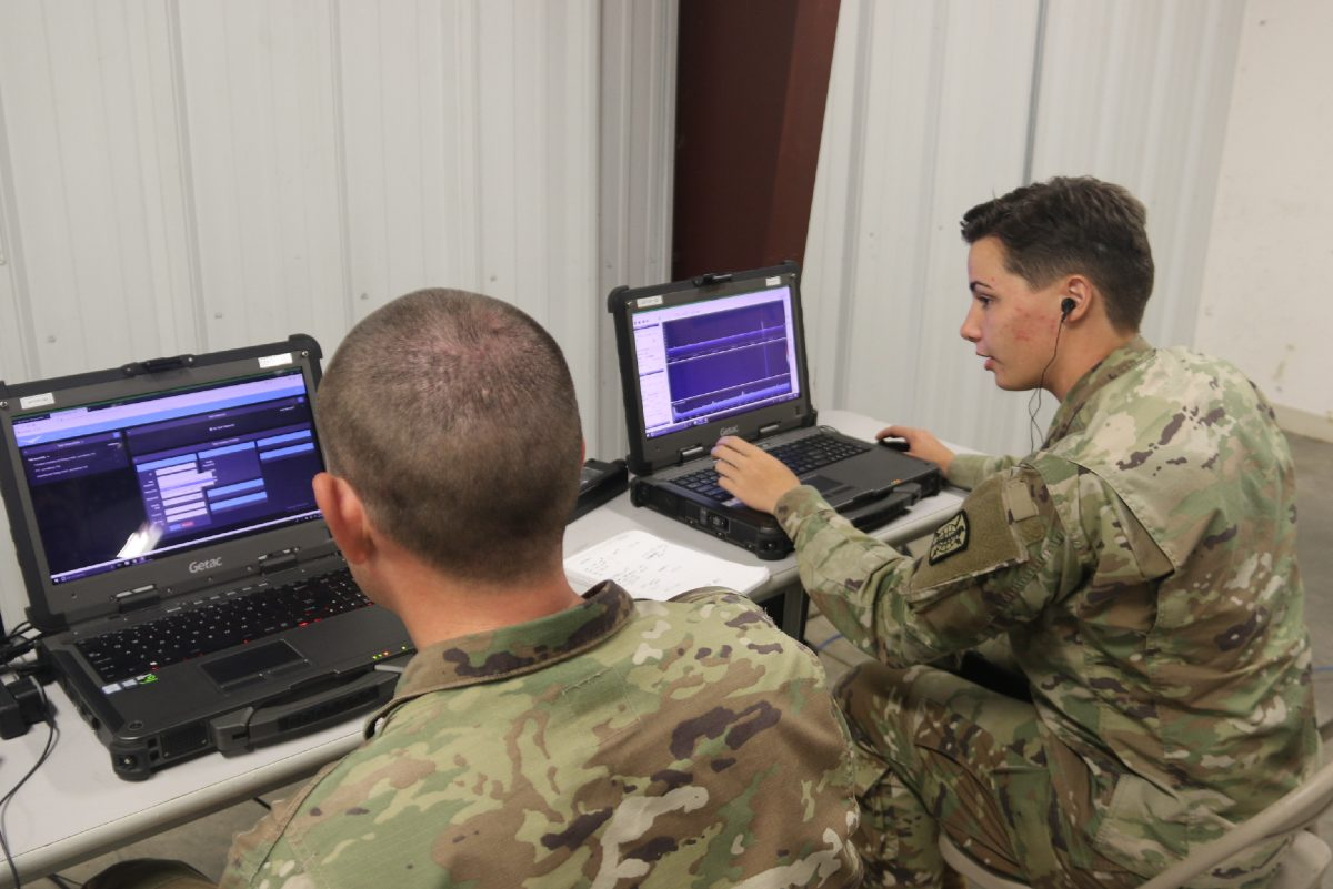The Use of Artificial Intelligence (AI) in Military Applications