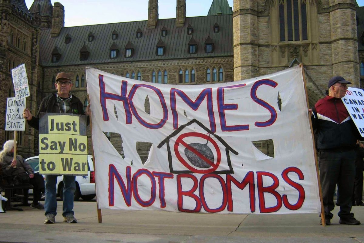Canada has been Deafeningly Silent on the Use of Illegal Canadian Weaponry in Libya